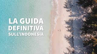 Gambar cover Itinerario INDONESIA: COSA VEDERE [2019]