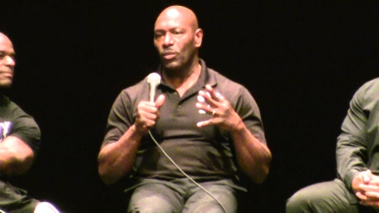 Lee Haney & Dorian Yates Speak About Each Other at The 2012 ...