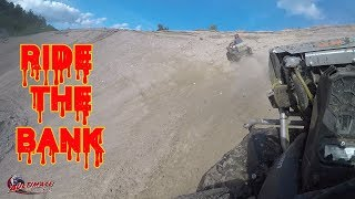 SAND PIT FUN AND SOME CAMP LIFE!! NORTH RIDE PT 8