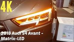 Audi A4 Dynamischer Blinker