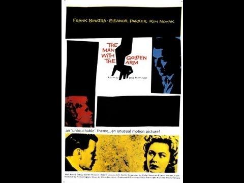 EL HOMBRE DEL BRAZO DE ORO (The Man With The Golden Arm, 1955, Full Movie, Spanish, Cinetel)