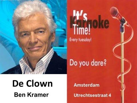 KARAOKE de Clown Ben Kramer