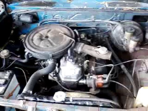 1978 Toyota Pickup/Hilux-Carb Problems-Part 1 - YouTube