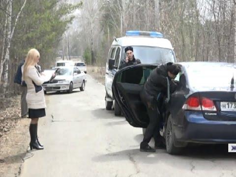 Пассажир, не желая платить, ранил ножом водителя такси в Железногорске