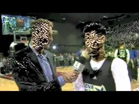 Reptilians Caught On Jeremy Lin Amp News Anchor YouTube