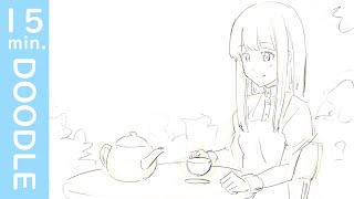 🔴[Nicca]Doodle (15min.)