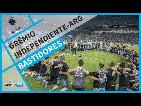 BASTIDORES DO BICAMPEONATO DA RECOPA l GrêmioTV