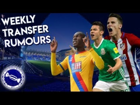 Toffee Blue View | Weekly Transfer Rumours