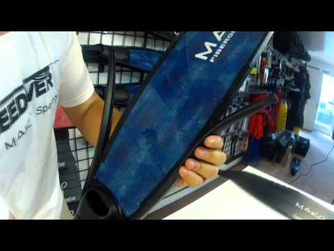 How To Change Or Upgrade Your Fin Blades - MAKO Spearguns