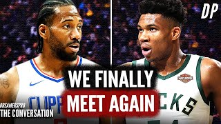 Could We See A Finals Rematch Between Kawhi Leonard and Giannis Antetokounmpo?