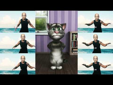 DeshBashi ToDespacito Parody-Talking Tom Version Justin Bieber Ft VATMANVIDEO BABA PRODUCTIONS