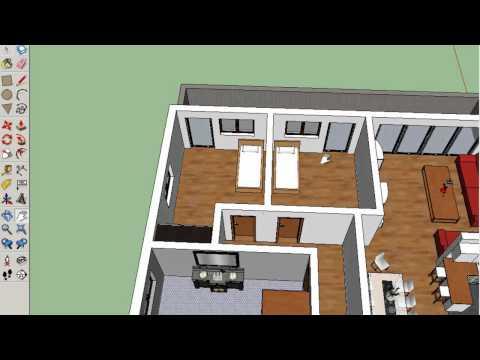 Wohnungen / Grundrisse Planen Und Zeichnen - Projekt Technik Johannes-Wagner-Schule