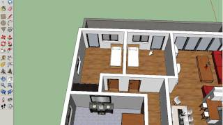 sweet home 3d wohnungsplaner by computer club2 watch and free download youtube video videogen. Black Bedroom Furniture Sets. Home Design Ideas