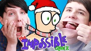Dan and Phil play THE IMPOSSIBLE QUIZ! #5