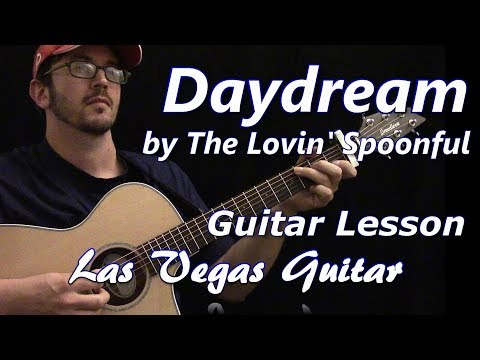 Daydream by The Lovin' Spoonful Guitar Lesson
