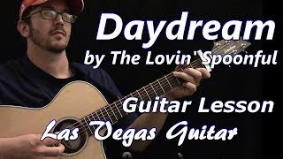 A version of Daydream by The Lovin' Spoonful for guitar. 0:05 Sampl...