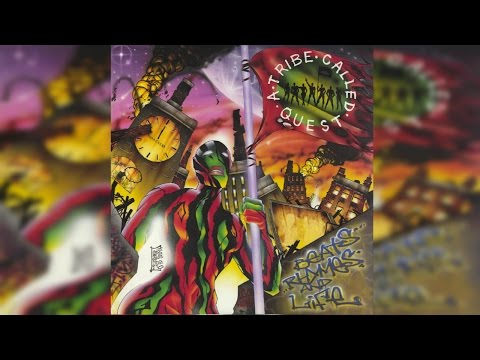 A Tribe Called Quest | Beats, Rhymes and Life (FULL ALBUM) [HQ]
