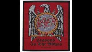 Slayer- Seasons in the Abyss HQ audio