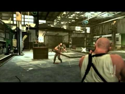 Max Payne 3 Gameplay Trailer Youtube