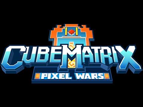 Cubematrix: Pixel Wars