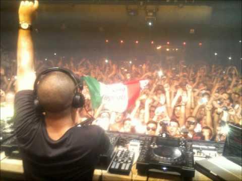 Joseph Capriati Live @ Old River Park (Caserta,Italy) 08-09-2012