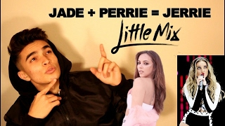 LITTLE MIX // JERRIE MOMENTS// REACTION