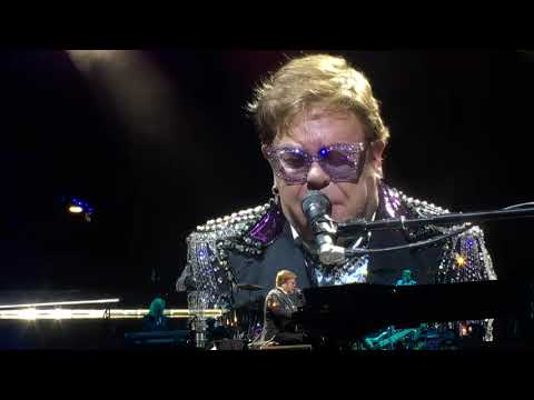 Elton John Sunshine Coast QLD Australia March 3rd 2020