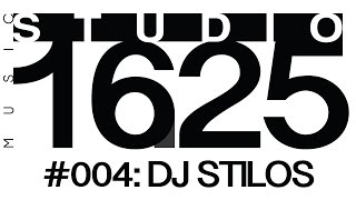 Studio 1625 #04 (June) - Guest: DJ Stilos - Techno, Deep House, Tech House, Nu-Disco