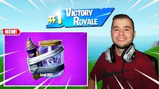 "🔴 New Junk Rift - France Plus de 1000 victoires Utilisez le code ""VinnyYT"" Diffusion en direct de Fortnite Xbox"