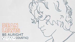 Gambar cover Dean Lewis - Be Alright (Guitar Acoustic)