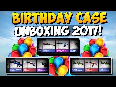 CS:GO - 100x SPECTRUM CASE - Birthday Case Unboxing 2017