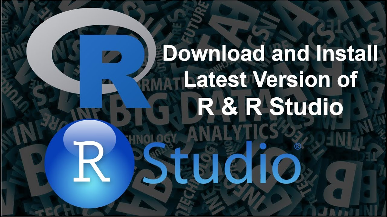 Download How to download and install Latest versions of R and R Studio on Windows 10 | 2020