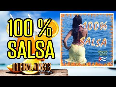 100 % Salsa Feat. Willie Colon - Juancyto Martinez - Joe Cuba...[Full Album]