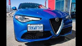 2018 Alfa Romeo Giulia Ti Sport: Long Term Test Car