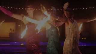 Electro Swing _Soul Fire Productions_Kauai/Hawaii Fire Dancers