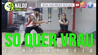 Baixar SÓ QUER VRAU ( La Casa de Papel ) - Mc MM feat. DJ RD - Coreografia Naldo Zumba e Cia