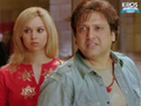 Govinda in love with Shannon - Salaam-E-Ishq