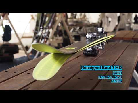 What's New From Rossignol For 2019