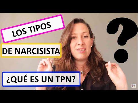 Los tipos de narcisistas. Qué es exactamente un TPN?