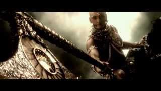 смотреть онлайн 2-часть 300 спартанцев Рассвет империи 2013 (трейлер)