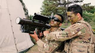 Devil Brigade Soldiers Showcase Air Defense Capabilities SHABLA BULGARIA 06 14 2019