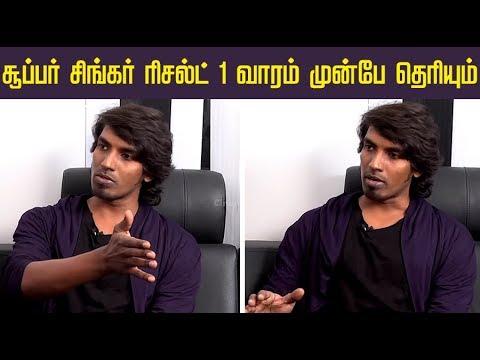 Did Vijay Tv Played Politics In Super Singer Final Result? - Sakthi Open Talk