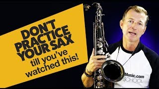 5 Saxophone Learning mistakes