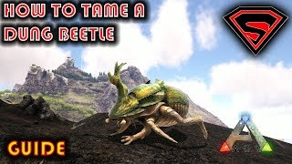HOW TO GET RED GEMS WITHOUT A HAZARD SUIT IN ARK ABERRATION