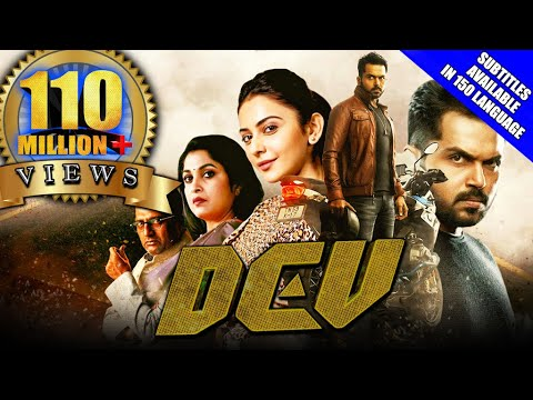 Dev (2019) New Released Hindi Dubbed Full Movie | Karthi, Rakul Preet Singh, Prakash Raj, Ramya