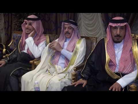 حفل زواج سعود بن فيصل بن زيد ابوثنين