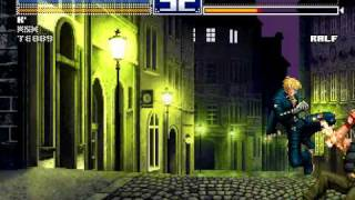 Arcade Longplay [203] The King of Fighters 2003