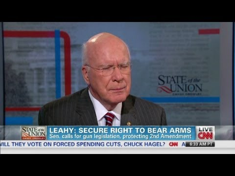 State of the Union - Sen. Leahy on immigration reform