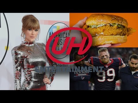 Popeyes Chicken Sandwich is Back, JJ Watt and MUCH MORE | @UHEntertainment