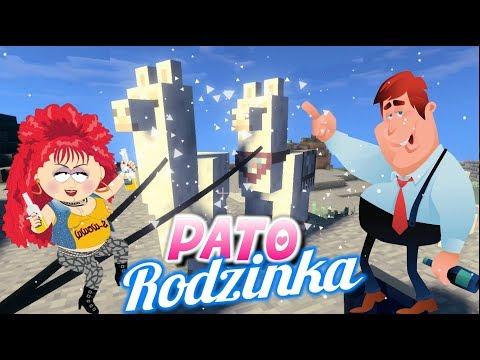 """🍼""""Zaprzęg rzygających LAM!"""" #20 PatoRodzinka z KOSmo 👩👩👧👦"""